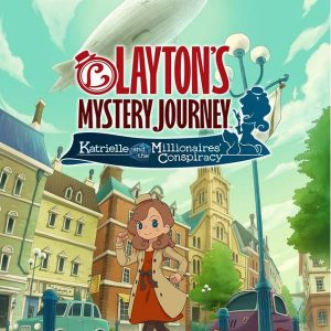 free games for girls Layton Mystery Journey