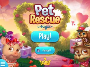 Google Free Games Pet Rescue Saga