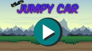 How to Race This Jumpy Car Racing Games Genre Successfully step1