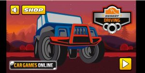 How to be Pro at Desert Driving Car Racing Games Genre?