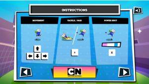 How to Play Toon Cup 2016 Sports Football Games step5