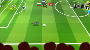 How to Play Toon Cup 2016 Sports Football Games step6