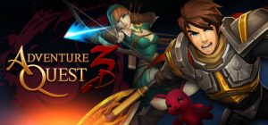 Best android games AdventureQuest 3D