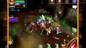 Best android games Arcane Legends