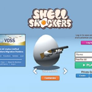 Listing Out Various Most Played Shell Shockers Unblocked