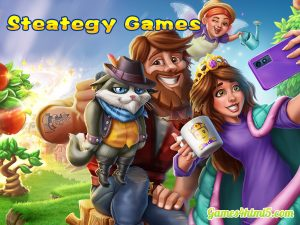Online Strategy Games That Will Keep You Entertained