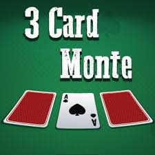 Play Card Games - 3 Card Monte