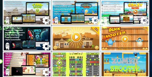Check out the Best Crazy Games Online at Games4html5