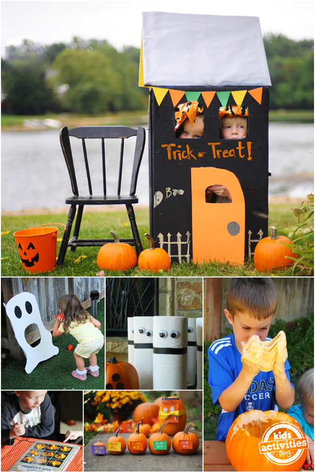 Top 6 Halloween Party Games for Kids