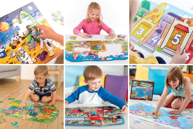 6 Benefits of Playing Puzzle Games for Kids