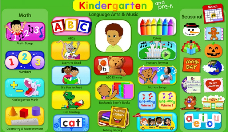 Top Fun Educational and Online Games for Kids