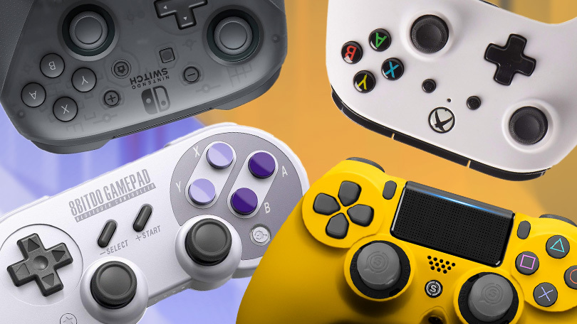 The Best Game Controllers for PC in 2021