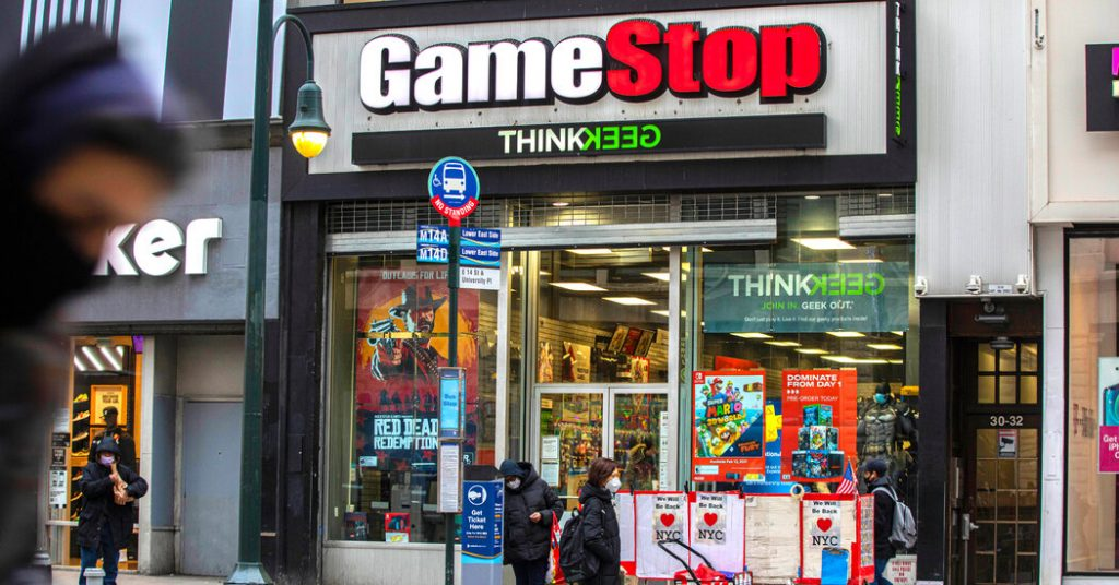 The WallStreetBets effect: What Happened in GameStop's Crazy Week?