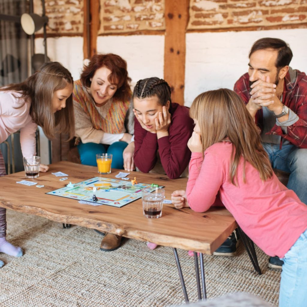 Top Fun Games to Play with Friends Indoors