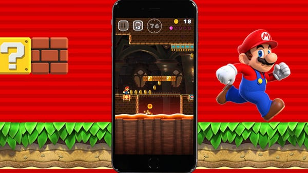 Top Super Mario Games for iPhone and iPad