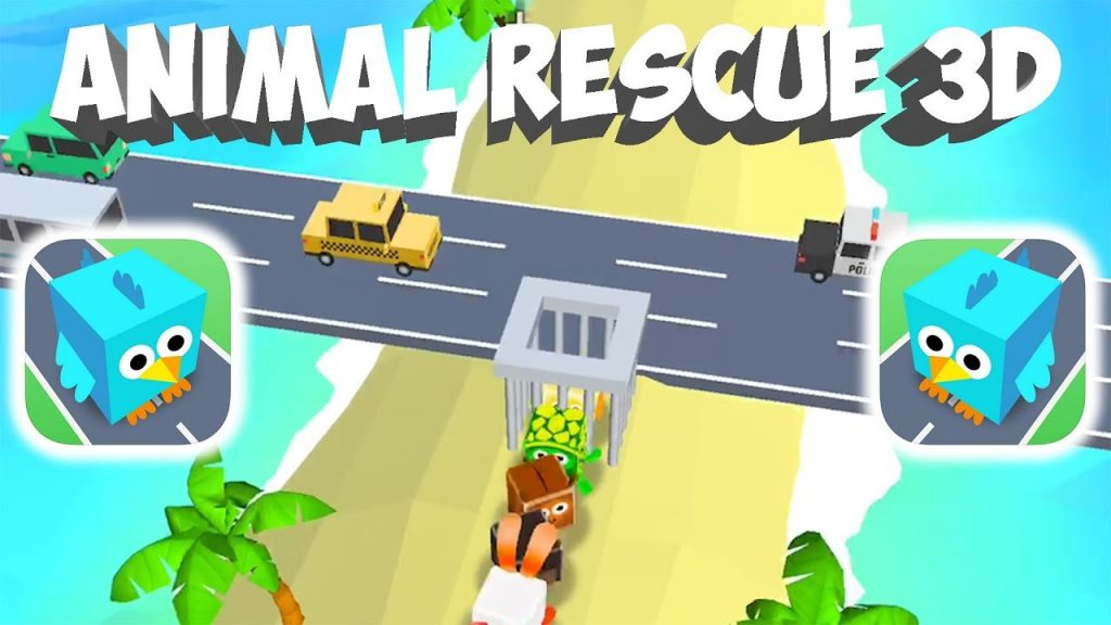 Animal Rescue Game for Kids