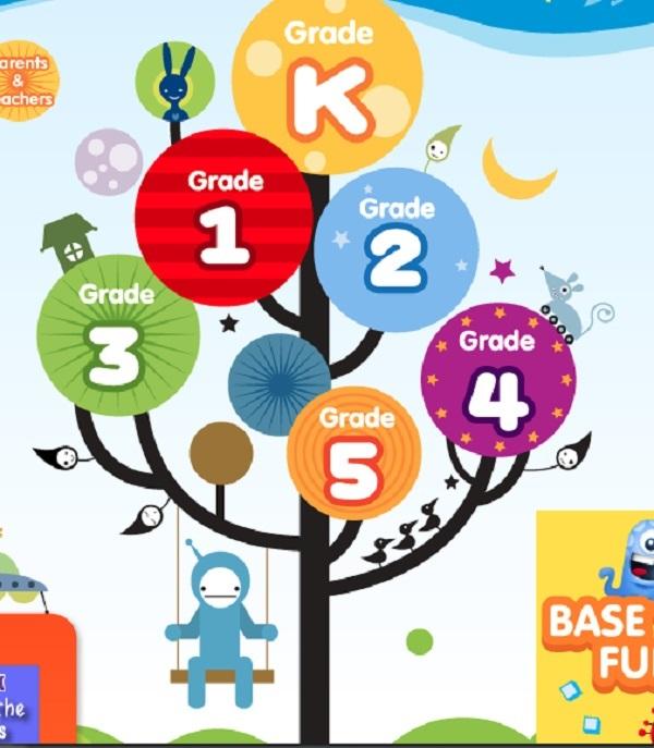Elementary Educational Games Online for Kids