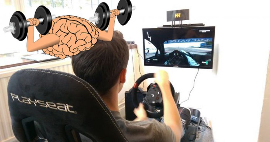7 Ways Racing Games Give You a Powerful Brain Boost