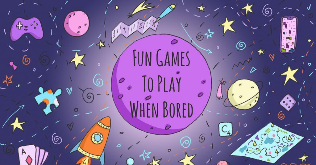 Funny Games That Help in Reducing Stress