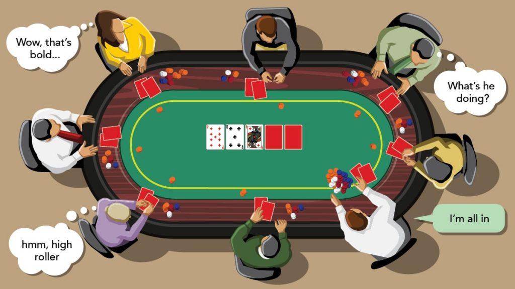 Smart Strategies to Win Online Poker Games