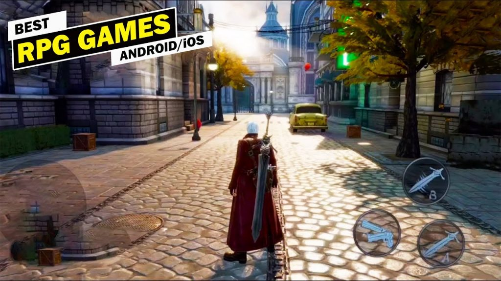 7 Best Action RPG Android/iOS Games 2021