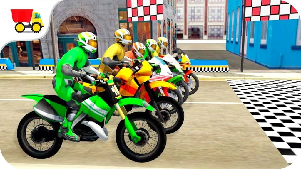 Best 5 Bike Racing Games for Your Child