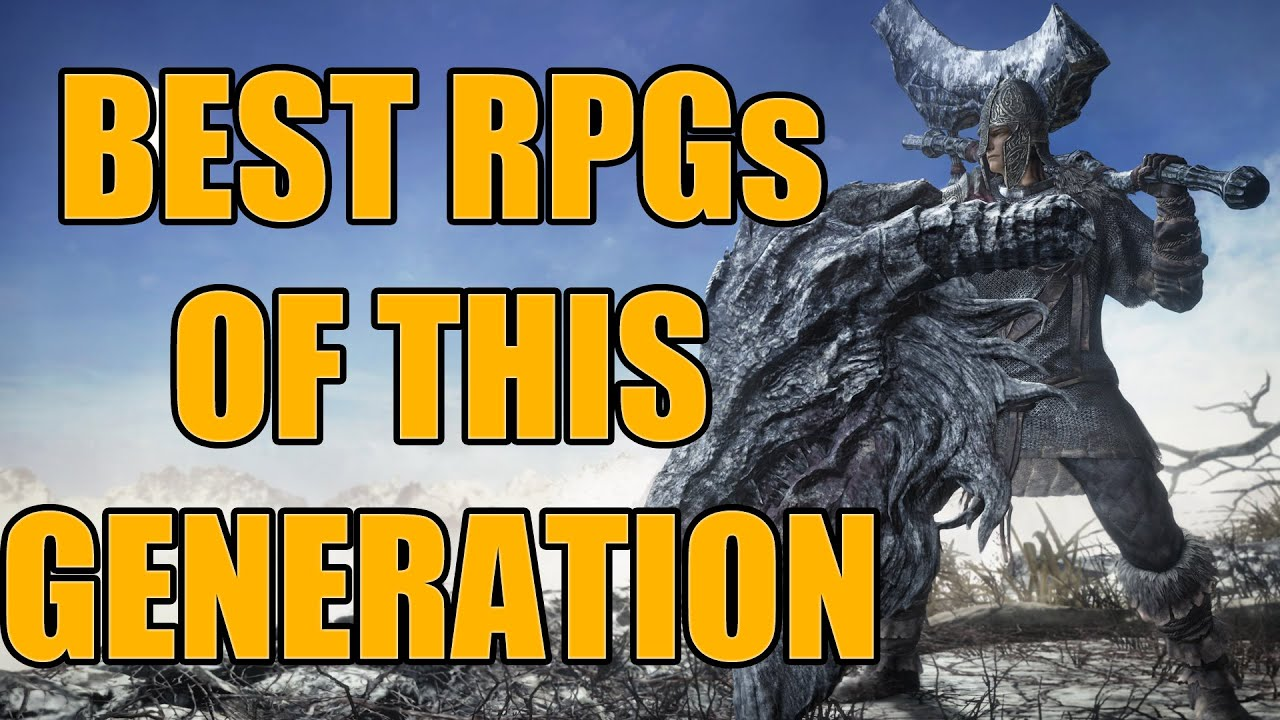 11 Best Role Playing Games of this Generation