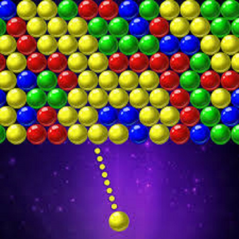 Why accuracy is crucial in online bubble shooter game?