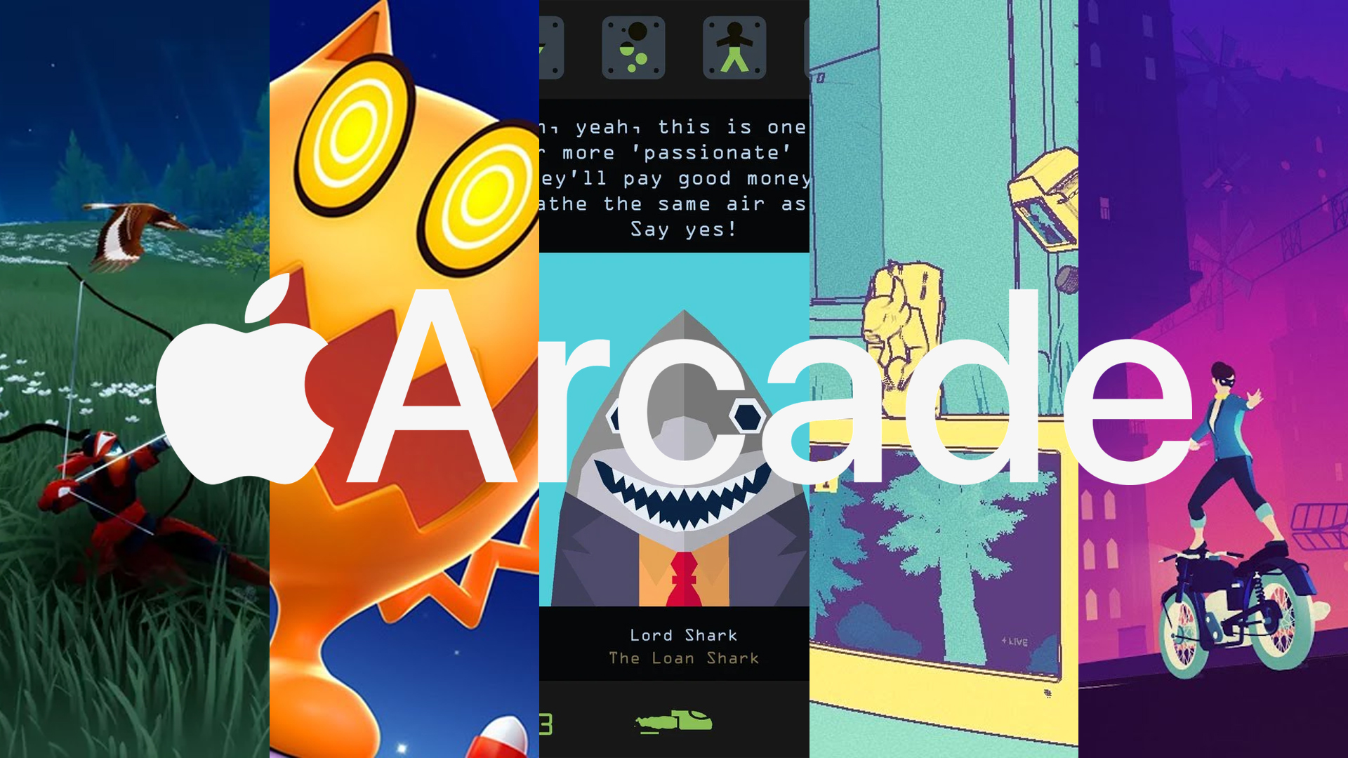 Best Arcade Games You Can Play Right Now