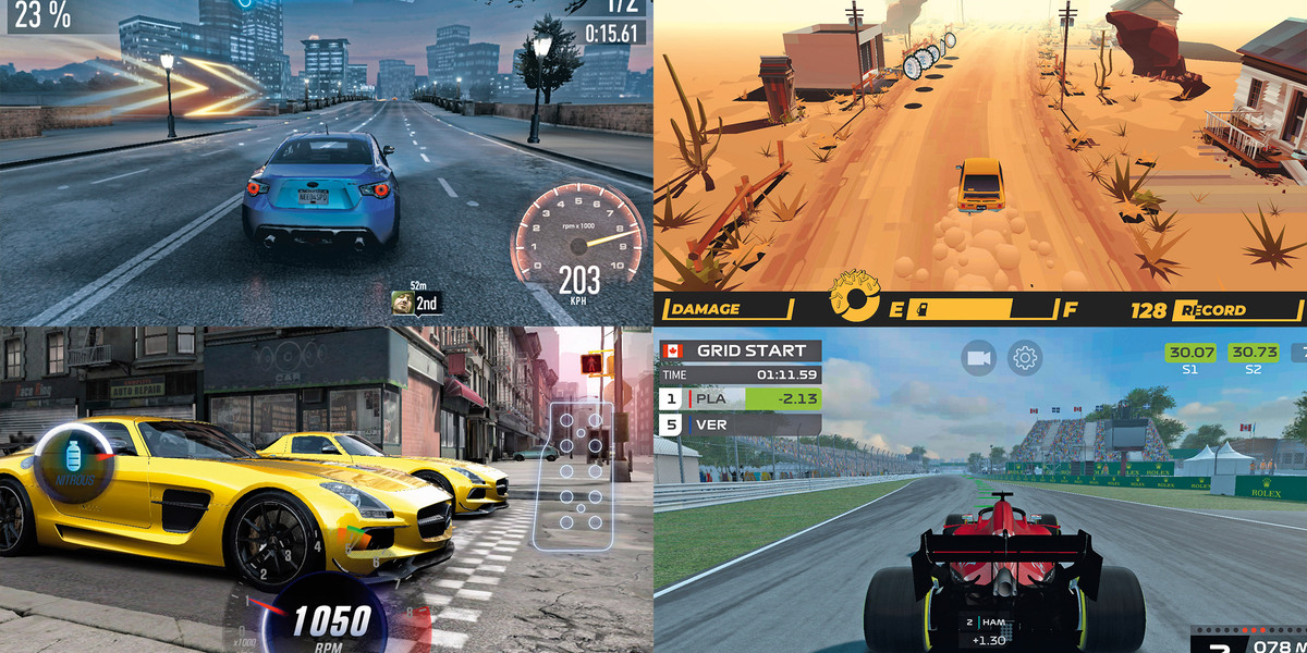 The Most Realistic Mobile Racing Games 2021