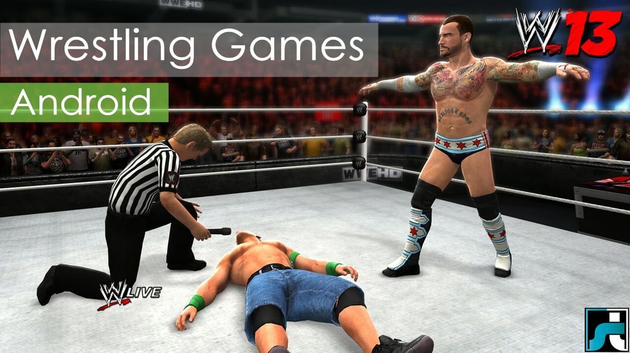 Stickman Wrestling Games